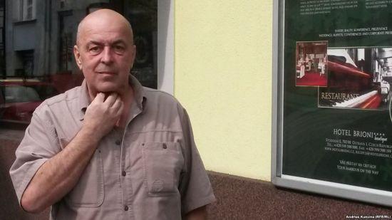 """Оштрафований за заборону селити в своєму готелі росіян чех не змінив позиції: """"Крим - Україна"""""""