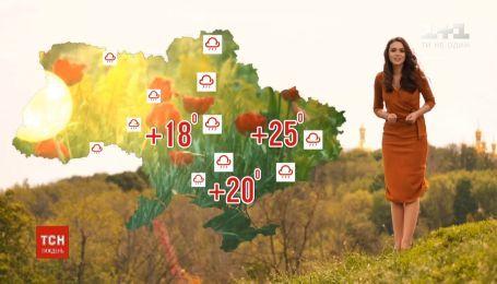 Грозовий циклон, температурні перепади і загрозливі смерчі - метеозалежність