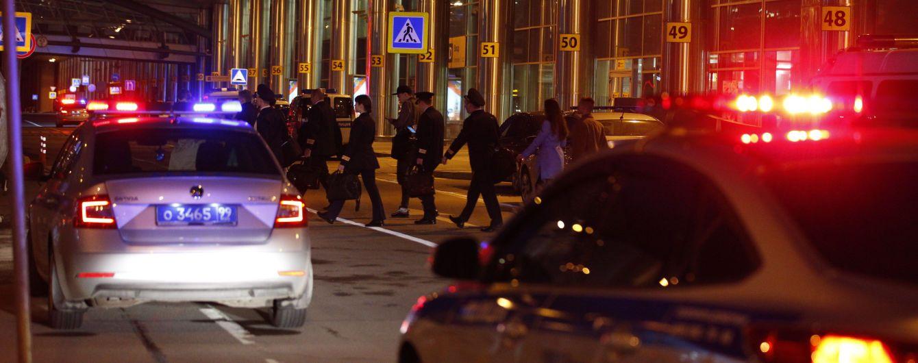 """""""Аерофлот"""" опублікував список 33 пасажирів, які вижили під час пожежі на літаку у Москві"""