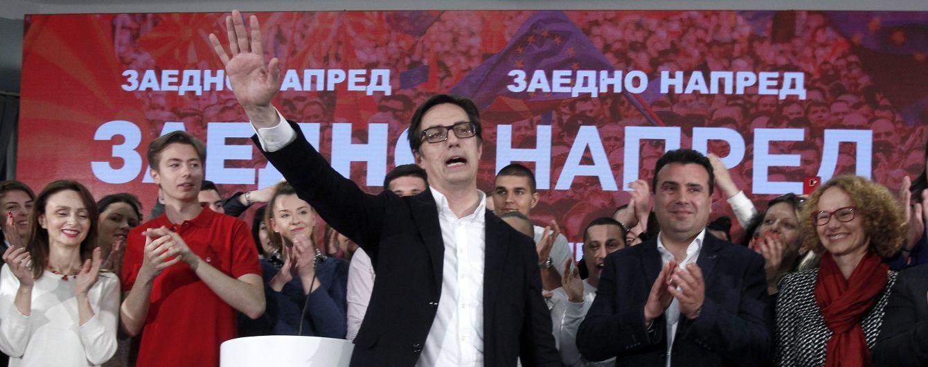На выборах президента Северной Македонии лидирует прозападный кандидат