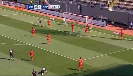 Заря - Мариуполь - 0:1. Видео-анализ матча