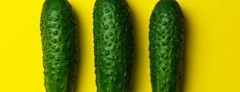 В Україні різко подешевшали тепличні огірки: ціни на овоч нижчі, ніж минулого року
