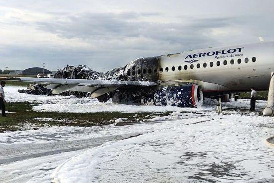 """""""Просто повертаємося"""". МАК опублікував звіт щодо катастрофи літака у Шереметьєві"""