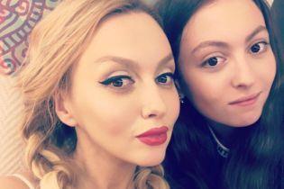 14-летняя дочь Оли Поляковой показала своего бойфренда