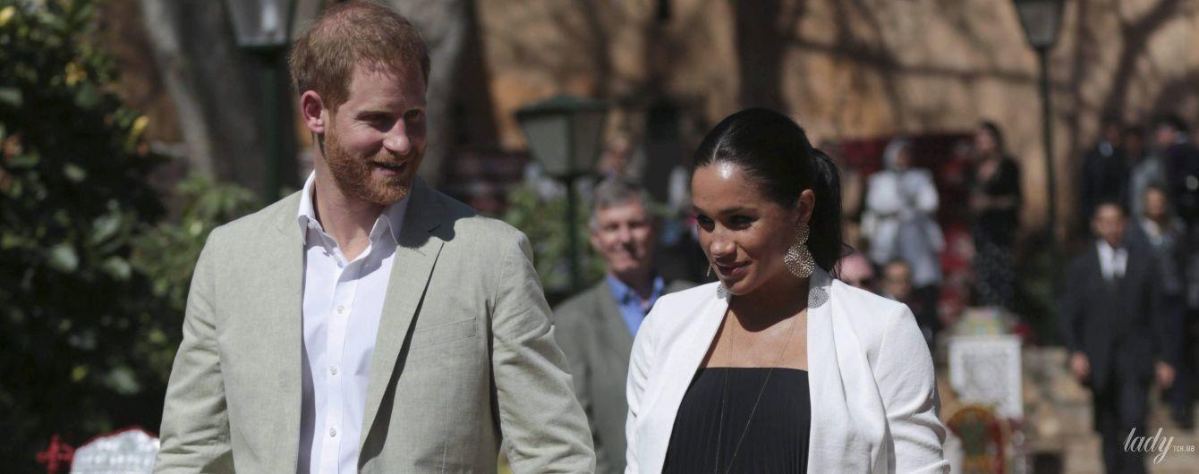 Уже скоро: принц Гарри отменил все поездки из-за предстоящих родов герцогини Сассекской
