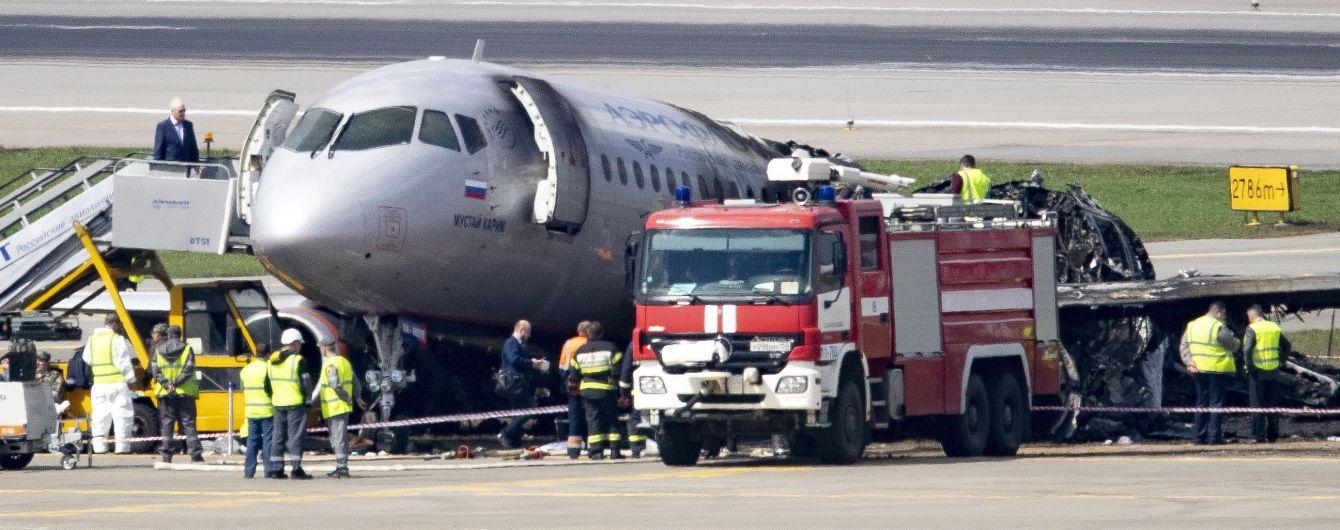 """Авиакатастрофа в """"Шереметьево"""": тела всех погибших извлечены из самолета"""