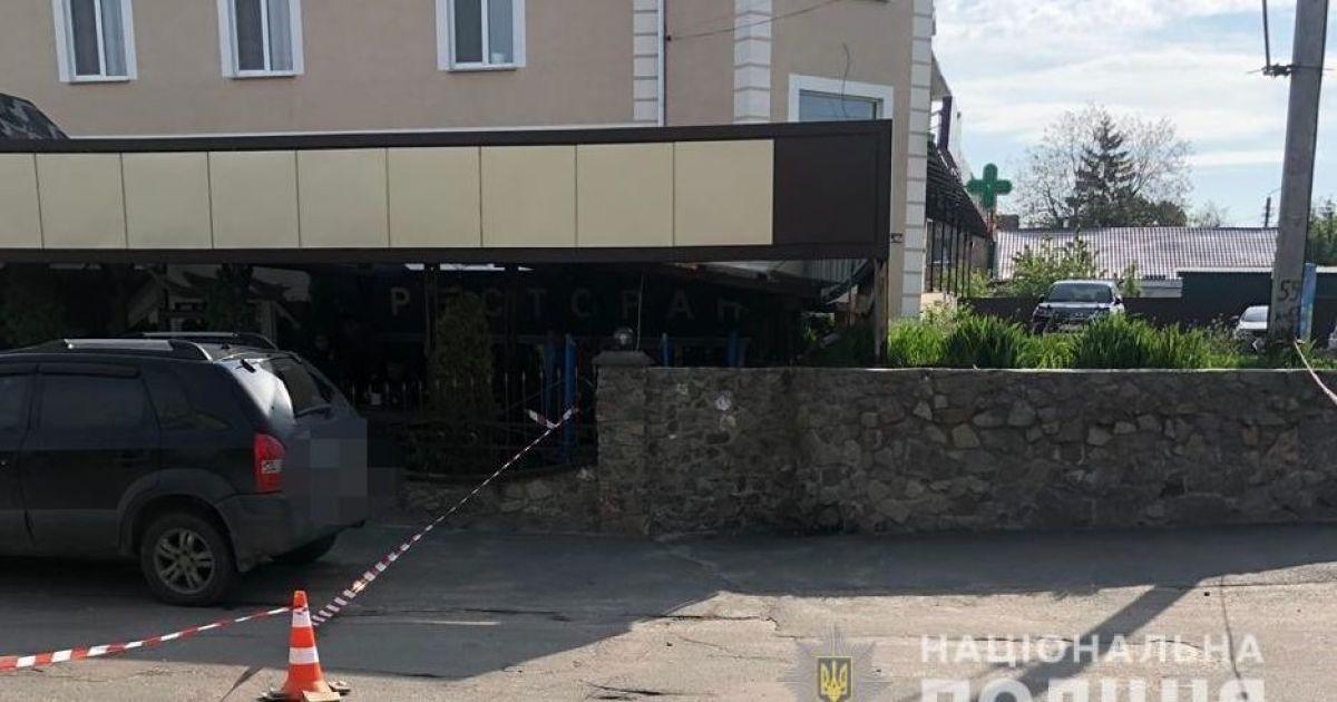 Поліція затримала підозрюваних у вбивстві поліцейського під Києвом