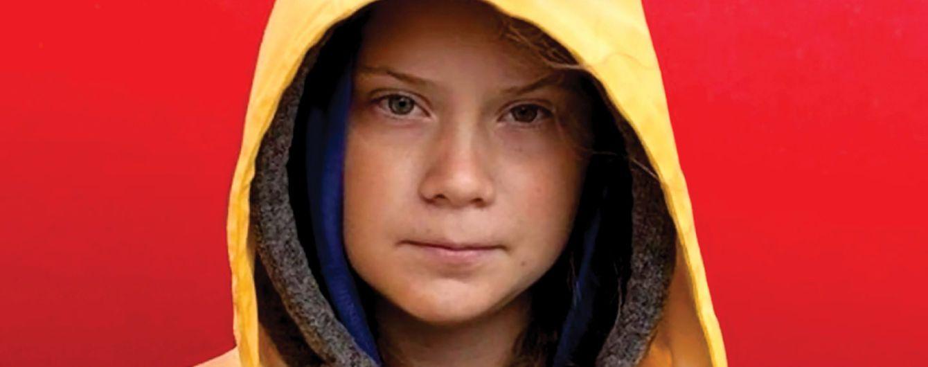 16-летняя шведская экоактивистка выпускает книгу