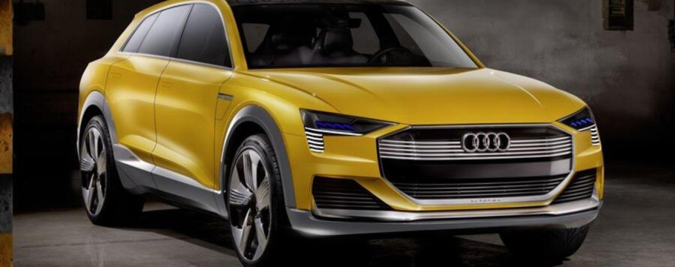 Audi выпустит машину на водороде