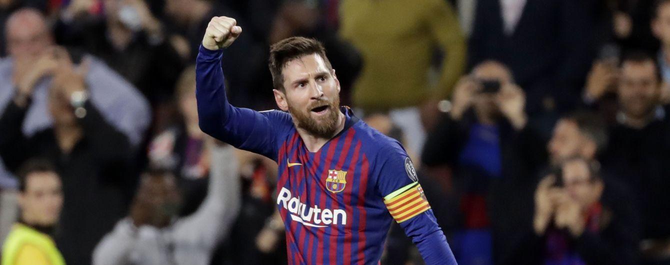 """Мессі підібрав нових футболістів для """"Барселони"""", із них - два гравці """"Аяксу"""""""
