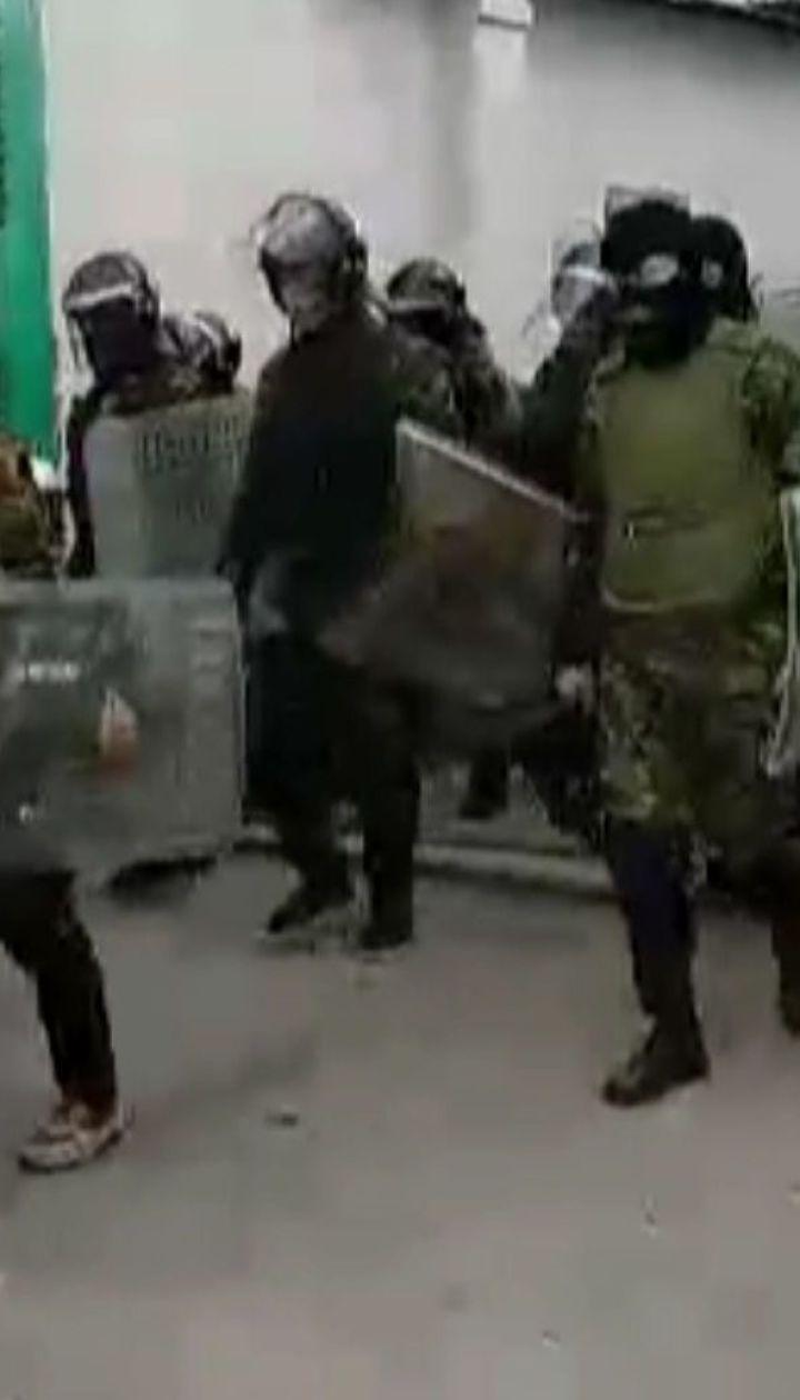"""""""Бунт в колонии"""": после массовой драки к заключенным в Черкассах доставили спецназовцев"""