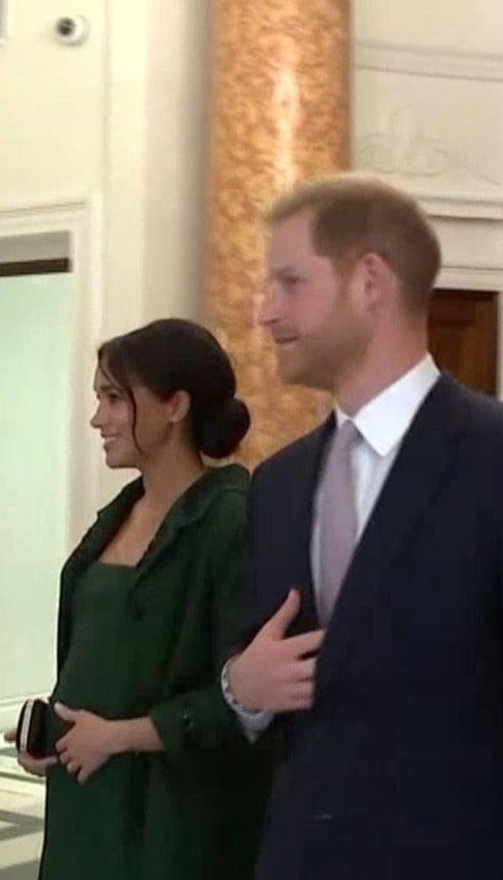 Пополнение в королевской семье: Меган Маркл родила мальчика