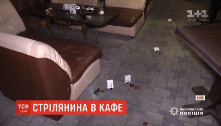 Стрельба из-за денег произошла в столичном баре