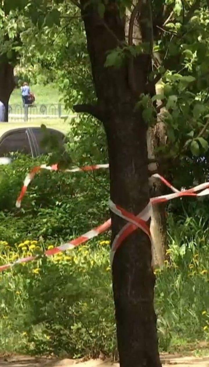Мужчина в упор расстрелял майора полиции в Харькове