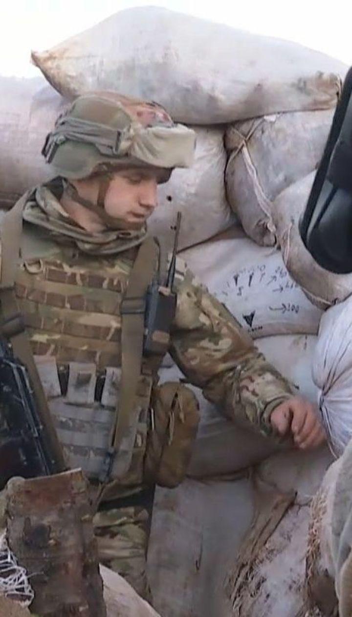 В Донецкой области боевики продолжают обстреливать позиции наших защитников