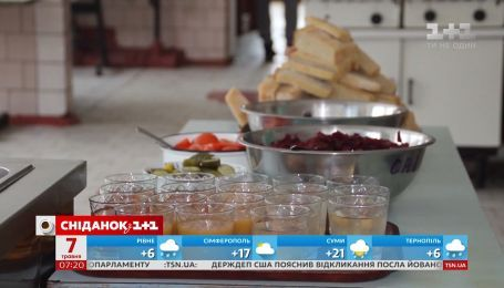 Смачне шкільне меню: як зміниться харчування у навчальних закладах столиці