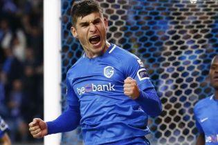 Малиновський визнаний другим найкращим гравцем чемпіонату Бельгії