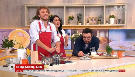 Євген Клопотенко розповів про нове меню для українських школярів та приготував молоду картоплю з редискою і маком