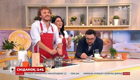 Евгений Клопотенко рассказал о новом меню для украинских школьников и приготовил молодой картофель с редисом и маком