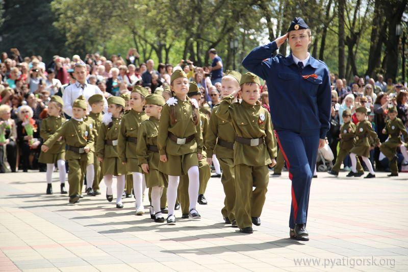 дошкільне військо Росія