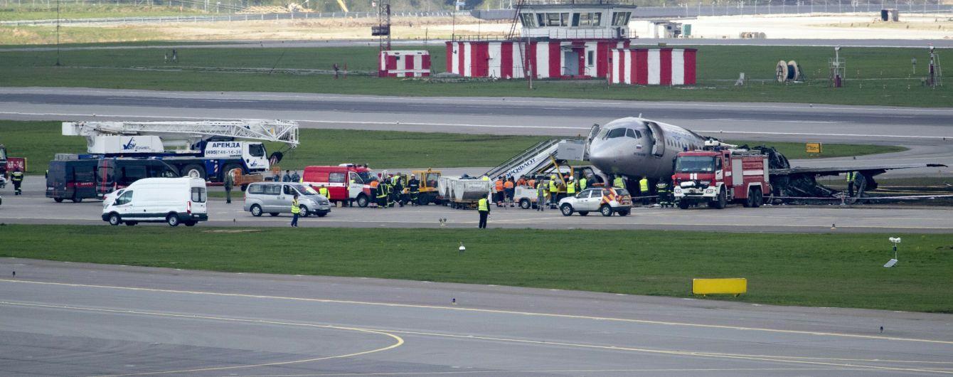 """Авиакатастрофа в """"Шереметьево"""". Российские следователи обвиняют пилота в неправильном управлении"""