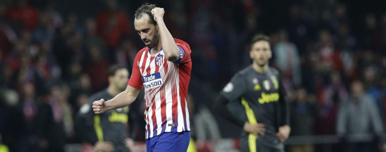 """Легенда """"Атлетико"""" объявил об уходе из клуба и заплакал"""