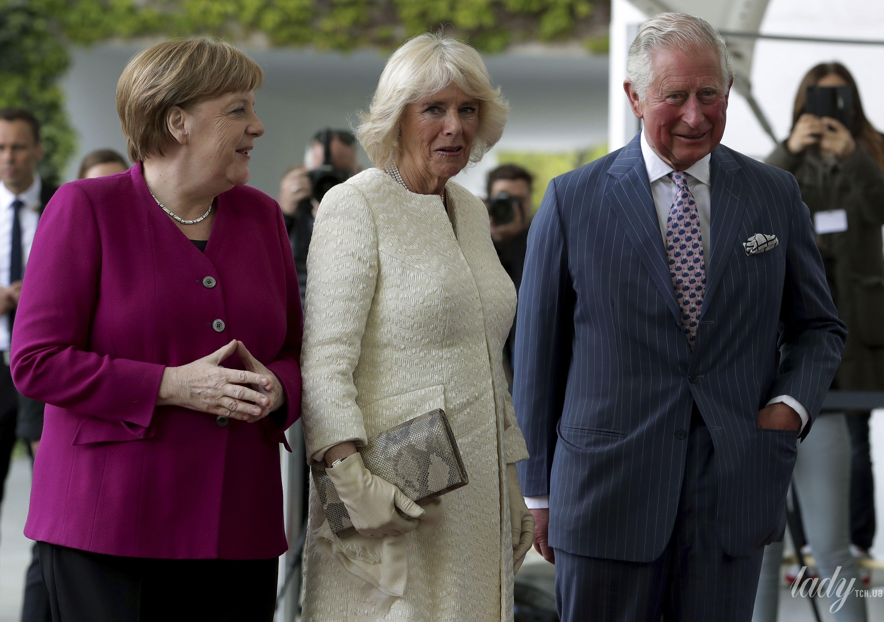 Герцогиня Корнуольская Камилла и принц Чарльз_4