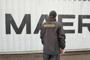 Одесские таможенники обнаружили партию кокаина в ведрах с лакокрасочным материалом