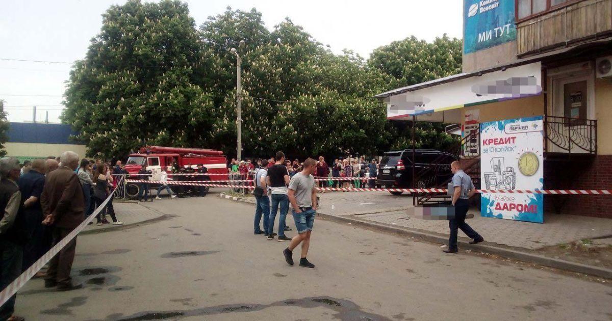 На Дніпропетровщині прогримів вибух: один загиблий і троє поранених, серед яких поліцейський