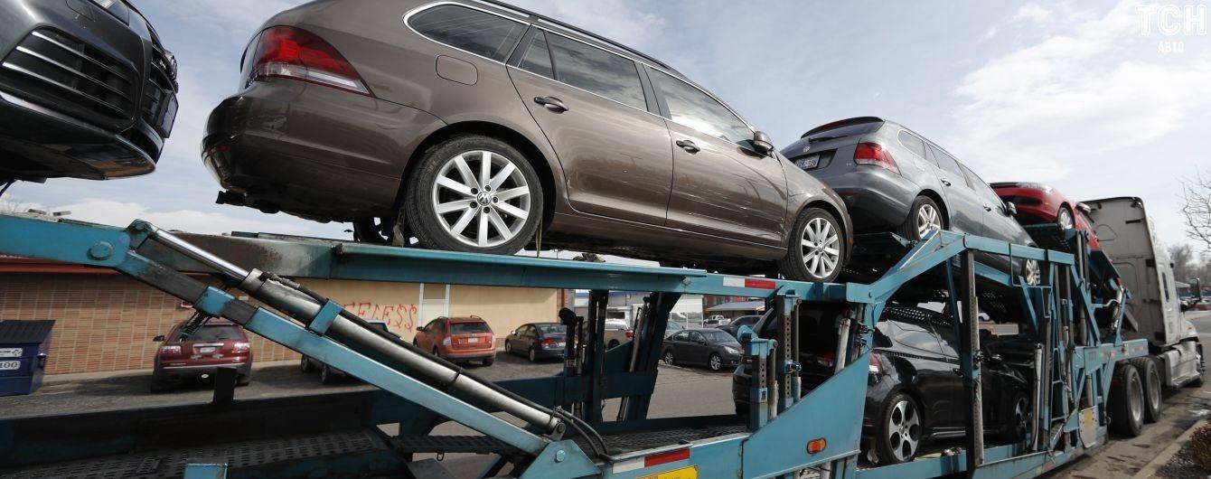 Украину тотально заполняют подержанные машины. Какие авто покупали в июле