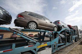 """В Украине """"взорвались"""" регистрации подержанных авто. Что покупали в октябре"""