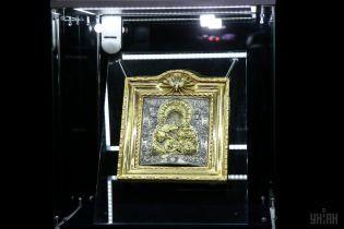 В Украину вернули икону, которая принадлежала гетману Скоропадскому