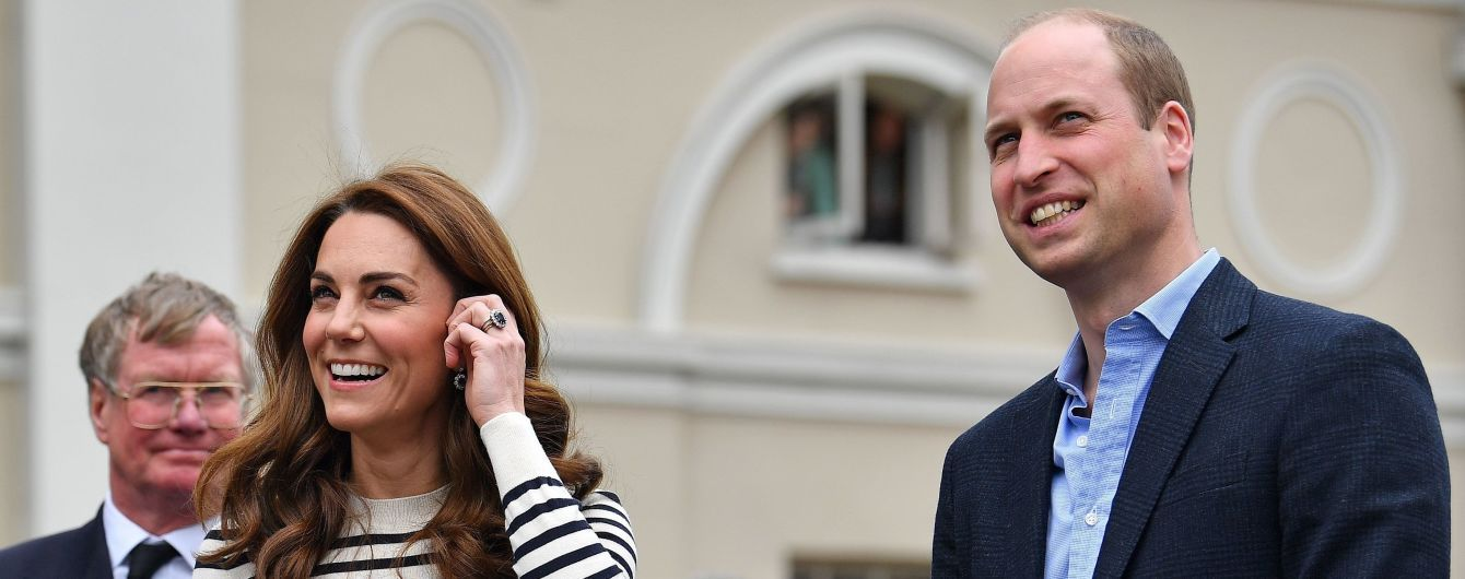 """""""Вітаю у товаристві недосипів"""": принц Вільям та Кейт вперше прокоментували народження племінника"""