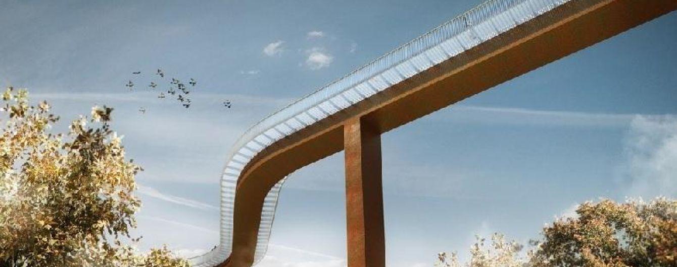 """""""Взяли идею и не заплатили"""". Швейцарцы КГГА обвинили в воровстве проекта для """"моста Кличко"""""""