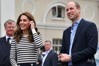 """Пошутил над братом: принц Уильям приветствовал принца Гарри в """"обществе недосыпающих"""""""