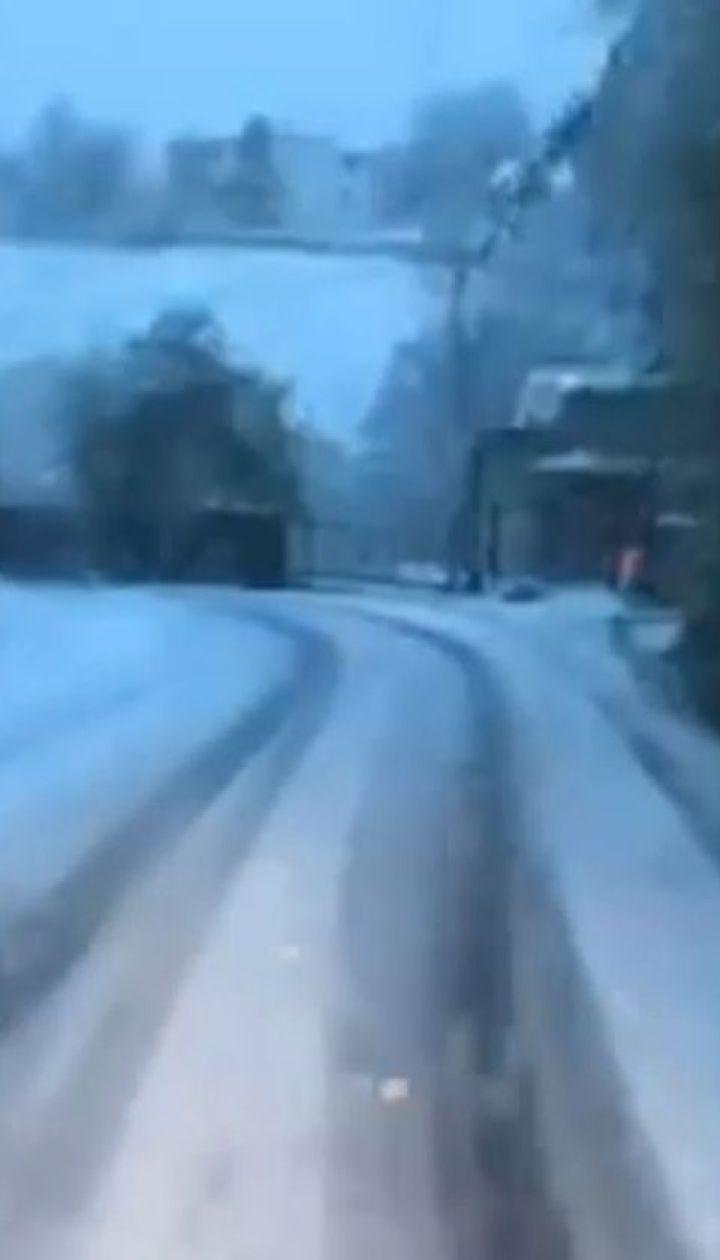 Погода в Украине: от снега до почти 30 градусов тепла