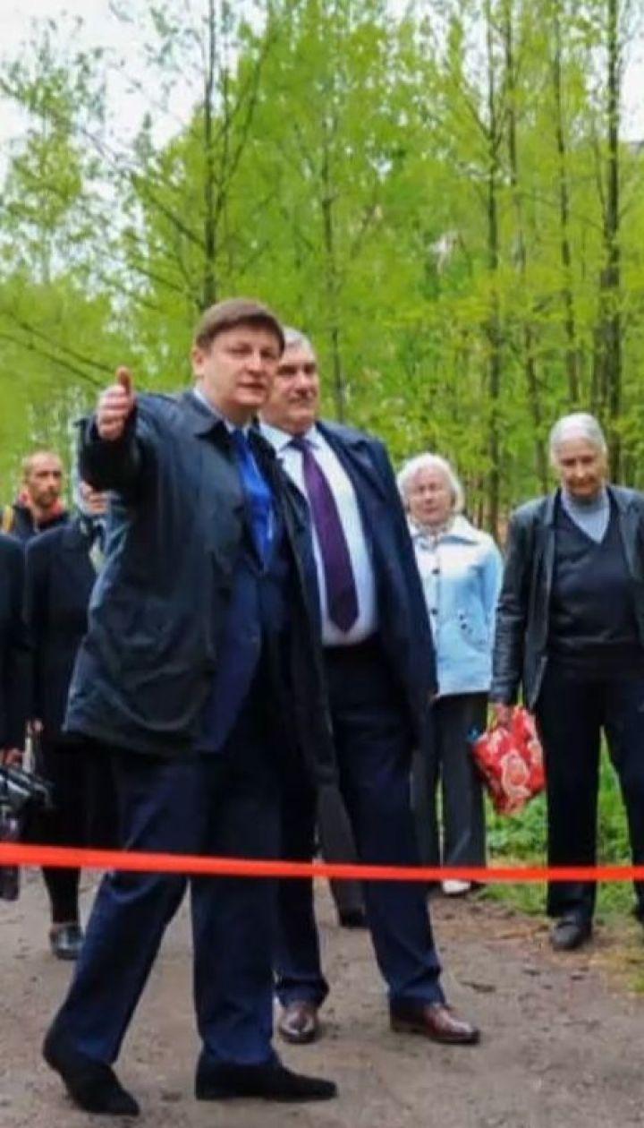 Із червоною стрічкою: у Білорусі урочисто відкрили поруччя
