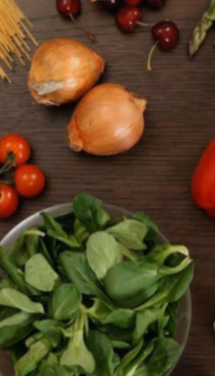 Качественная еда - долгая жизнь: из чего должно состоять меню украинца