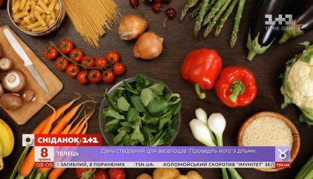 Якісна їжа - тривале життя: з чого має складатися меню українця