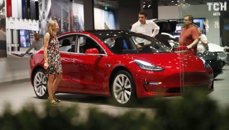 Tesla Model 3 стала найпродаванішим електрокаром Європи