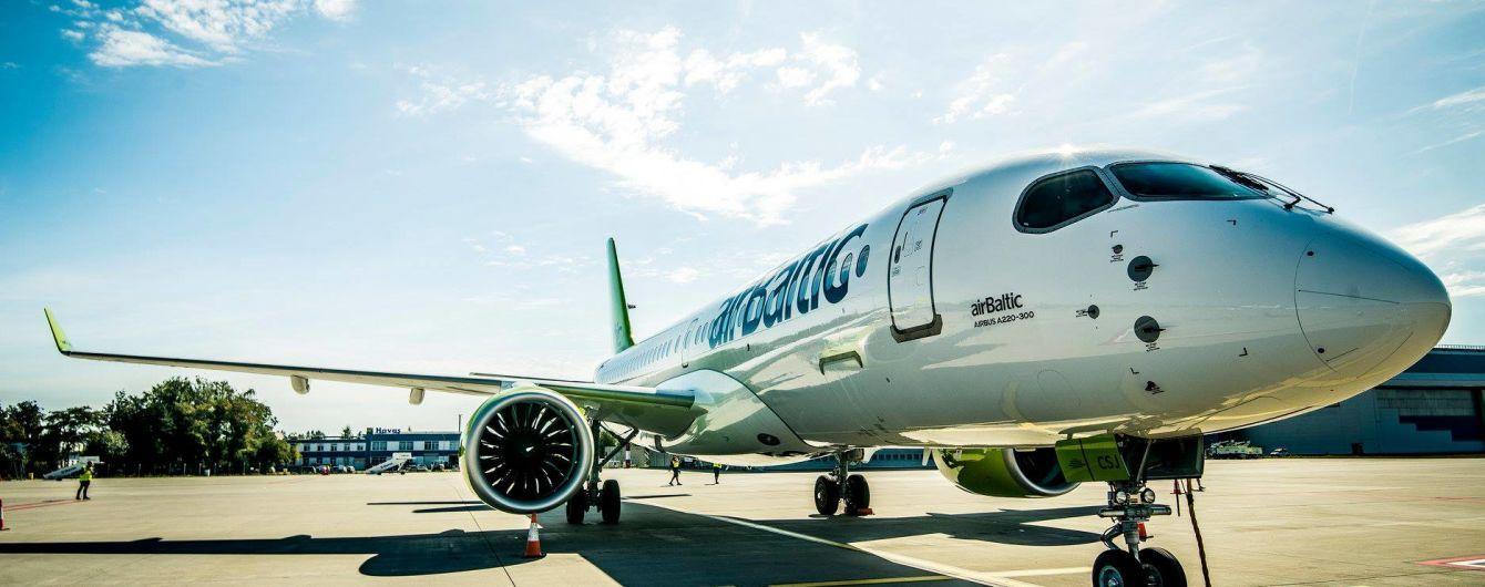 AirBaltic распродает билеты на лето