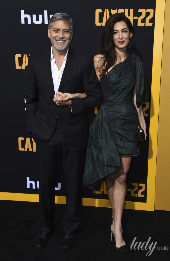 Джордж и Амаль Клуни_3