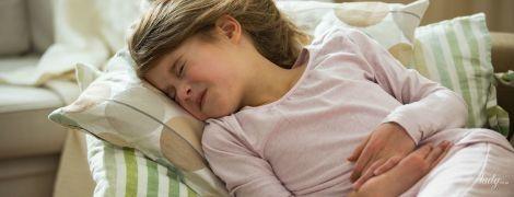Что делать, если у ребенка отравление
