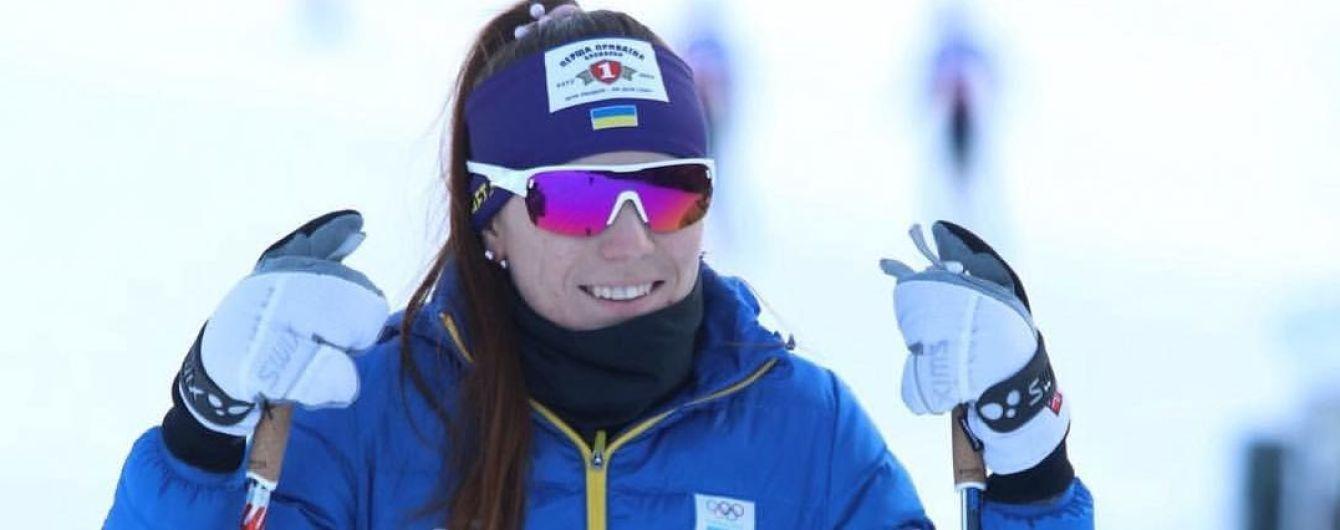 Українська біатлоністка виходить заміж за росіянина
