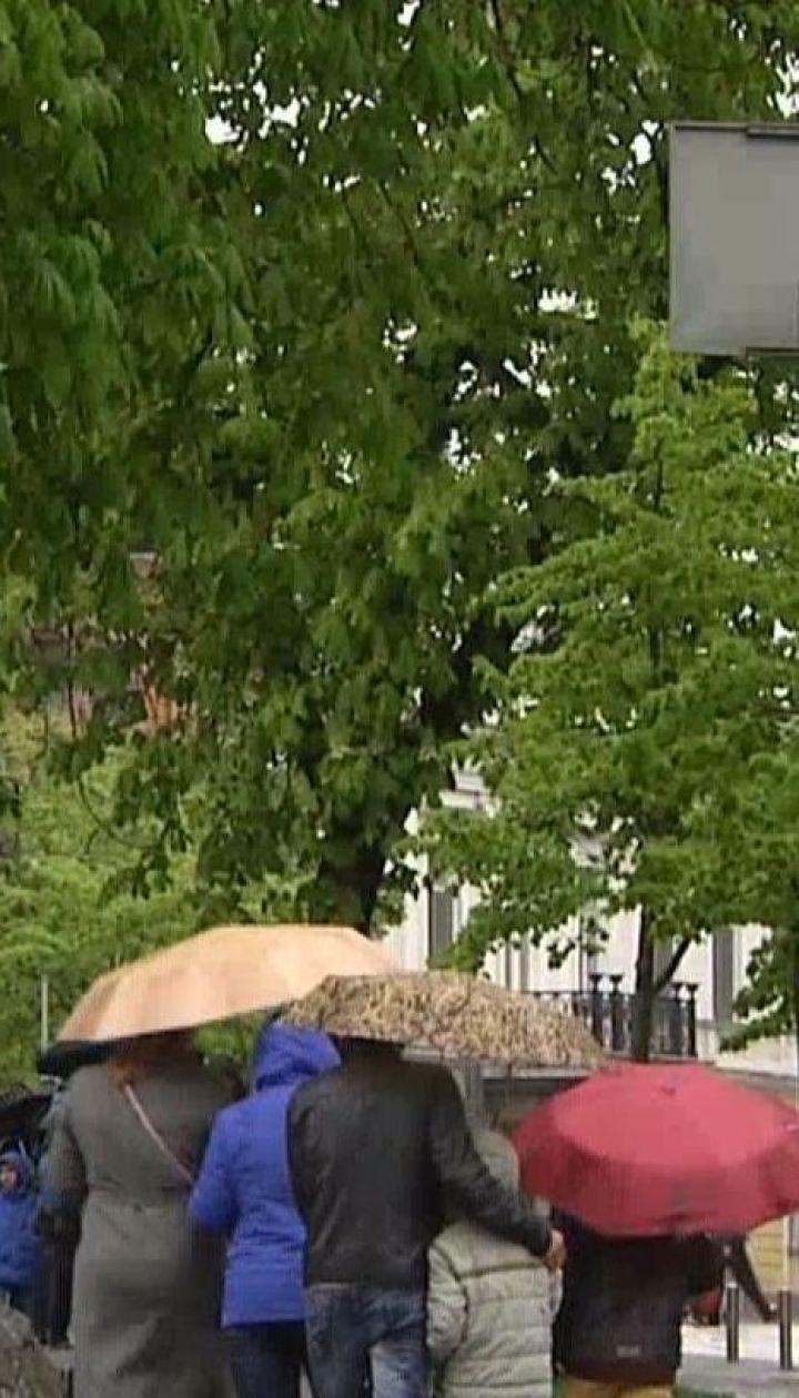 Температурные перепады обещают синоптики в украинских областях