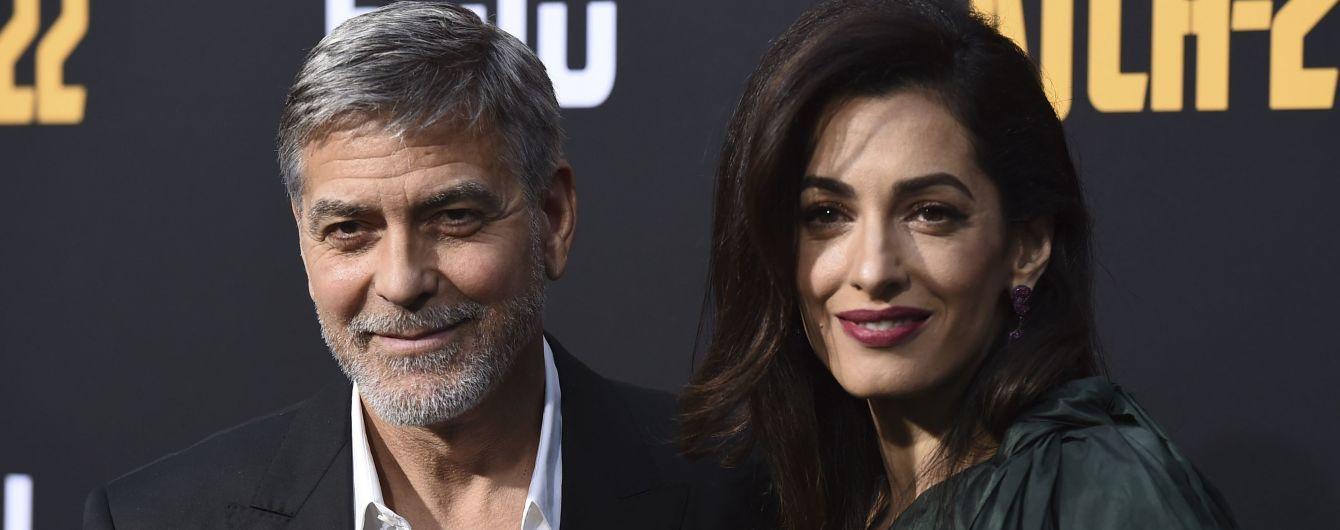 Малыш украл мою славу: Клуни шутливо прокомментировал рождение королевского ребенка