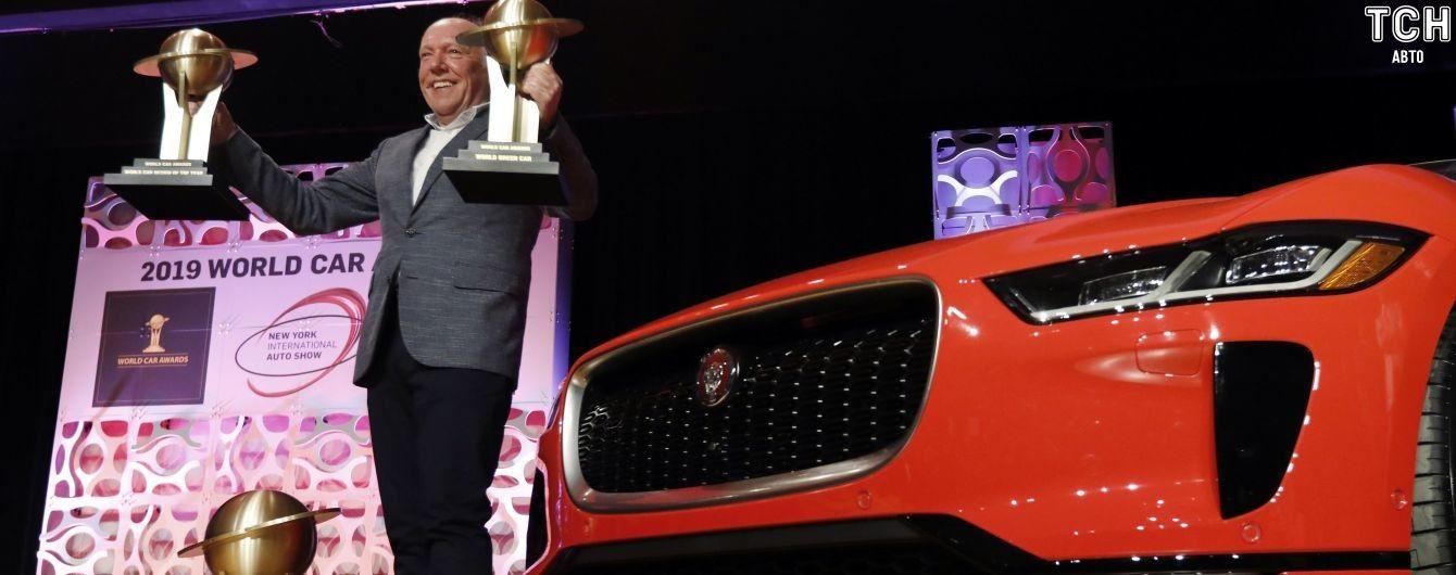 Головний дизайнер Jaguar висміяв сенсорну моду в автомобілях