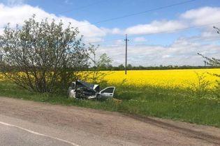 У Миколаївській області легковик врізався у вантажівку, загинуло подружжя пенсіонерів