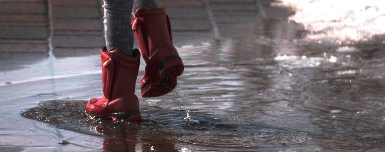 Погода на 9 травня: частину країни не покидають дощі, а на частину прийшло тепло до +21