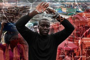 Арабские революции берут курс на Африку?